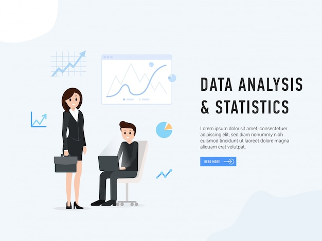 Data analysis and statistics