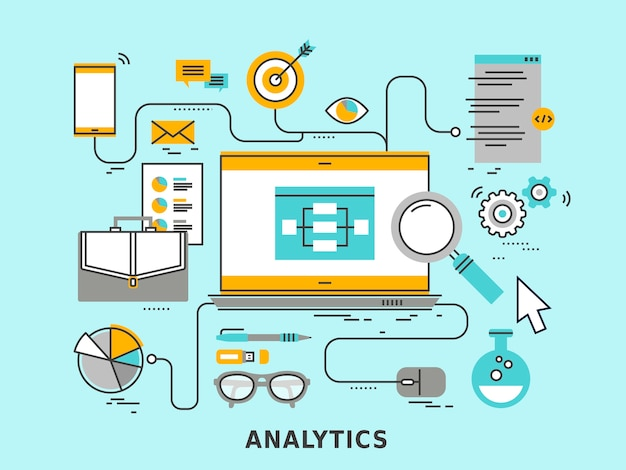 スタイルのデータ分析の概念