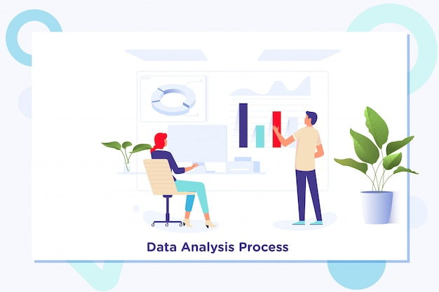 Data analytics статистика технология информационная концепция