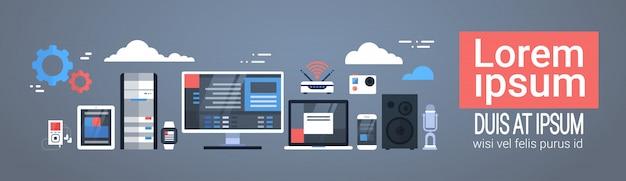 Data center cloud computer connection hosting server database synchronize technology
