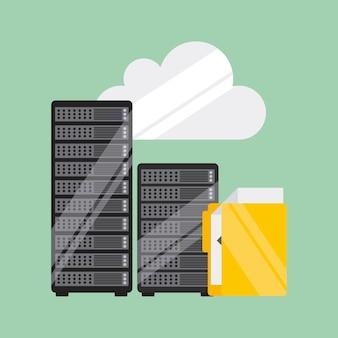 Дизайн центра обработки данных