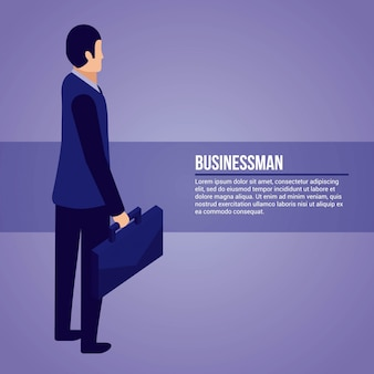 Data network businessman