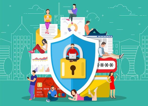 Концепция защиты данных.