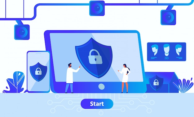 Data security and privacy protection application