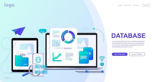 Data set process classification database company process development structure data center