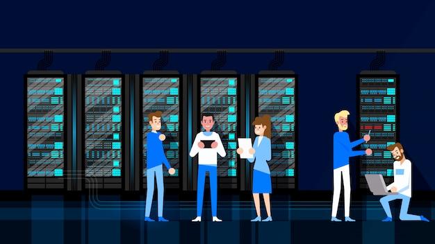 Сеть хранения данных