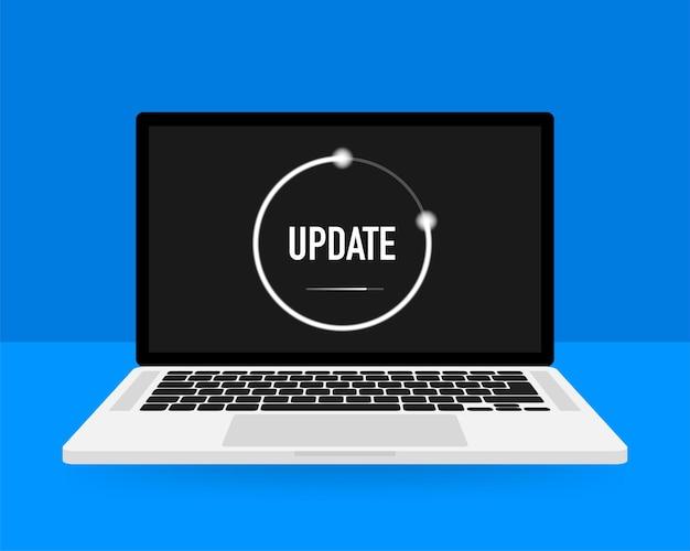 バープロセスによるデータ更新または同期