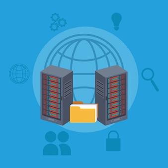 Database storage technology