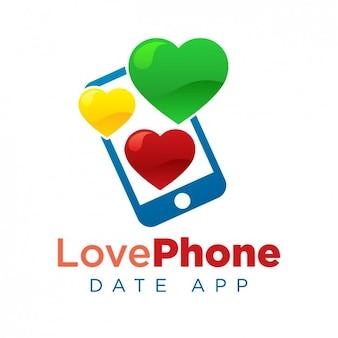 Data app logo template