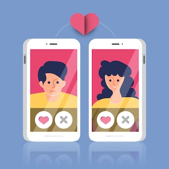Dating online application