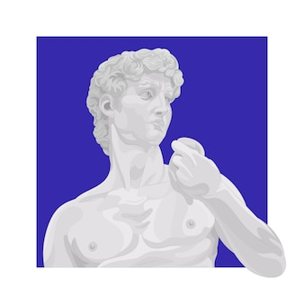 Дэвид. скульптура микеланджело
