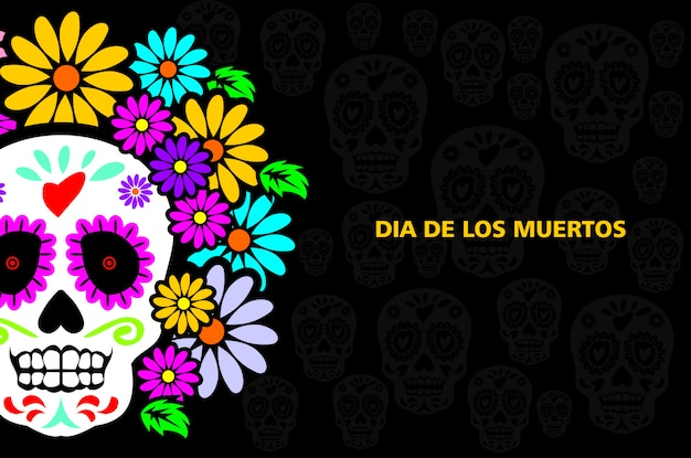 Day dead , catrina character background