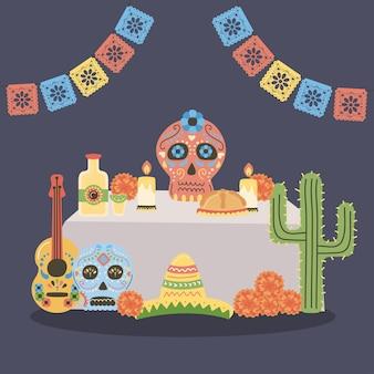 死んだ祭壇の日