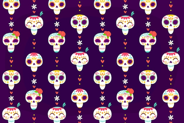 죽음 카드 완벽 한 패턴의 하루