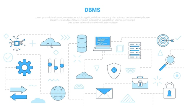 Dbmsデータベース管理システムの概念