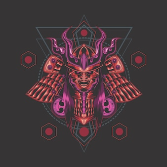 Dead ronin sacred geometry