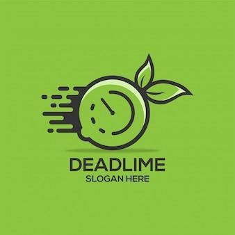 Deadlime логотип идеи