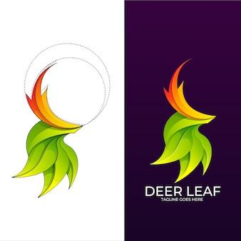 Дорогой лист красочный логотип