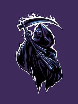 죽음의 죽음의 신
