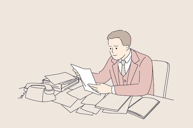 Концепция банкротства потери работы
