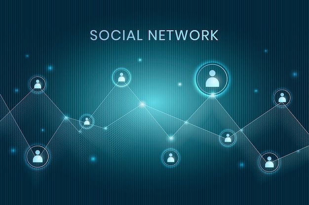 Decentralized social network