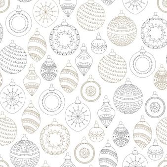 装飾要素のシームレスなパターン。ベクトルイラスト。