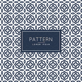 Decorative abstract pattern