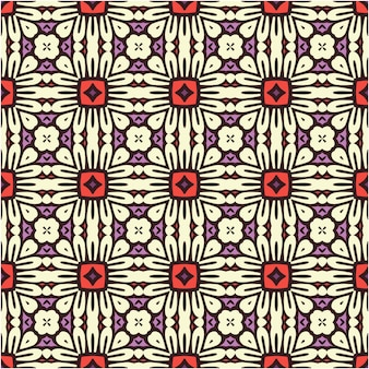 Decorative abstract seamless pattern background