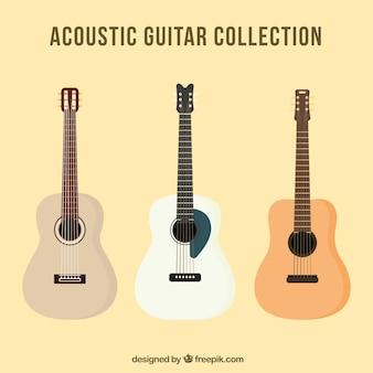 어쿠스틱 기타 세트 장식