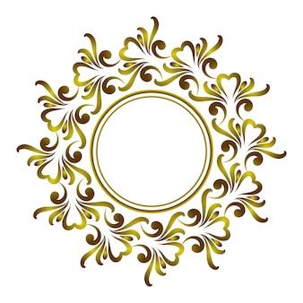 Decorative art frame