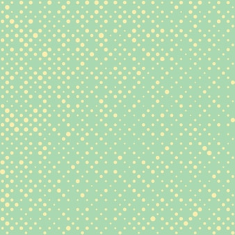 Decorative background with a polka dot pattern