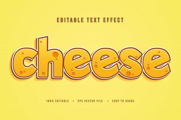 장식용 치즈 판매 글꼴 그림 프리미엄 벡터