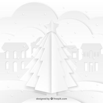 장식 크리스마스 트리
