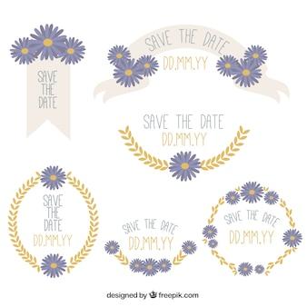 결혼식 용 장식 요소