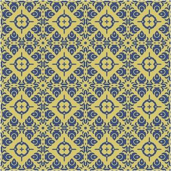 Decorative ethnic pattern