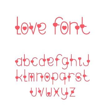 장식적인 글꼴은 소문자로 알파벳을 좋아합니다.