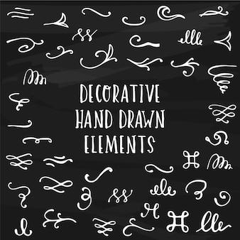 Декоративные элементы для рисования