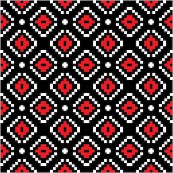 Декоративный мозаичный узор фона мотив