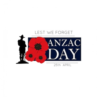 Decorative paper poppy for anzac day