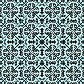 Decorative pattern     and wallpaper