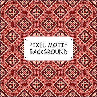 Декоративный пиксельный мотив бесшовный фон фон
