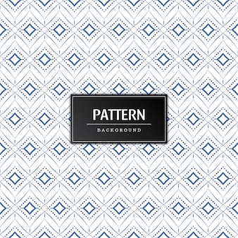 Decorative retro seamless pattern background