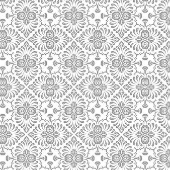 Decorative seamless pattern background