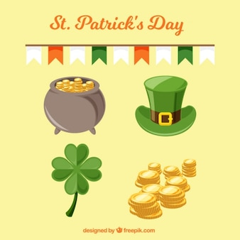 Decorative st patrick's day items