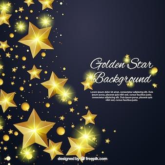 Декоративный звездный фон