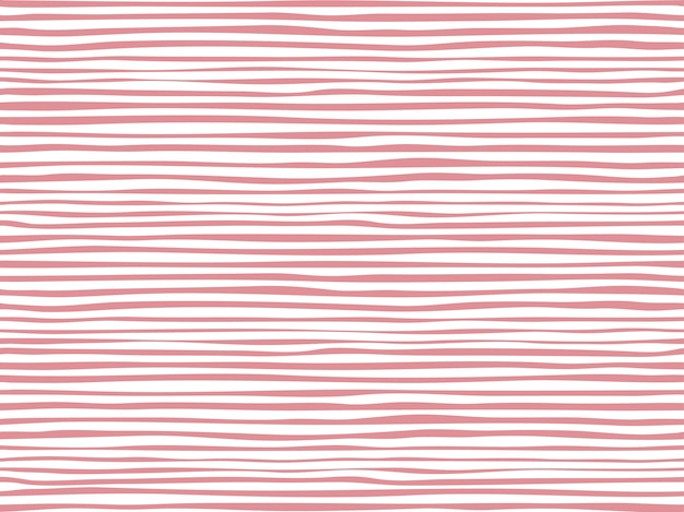 Decorative stripes seamless pattern