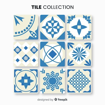 Decorative tile collection