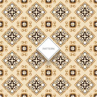 Decorative tile pattern