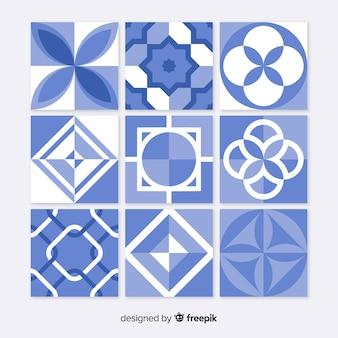Набор декоративной плитки