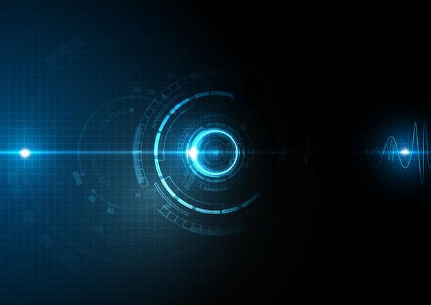 ディープブルーオーシャンデータテクノロジーデジタル